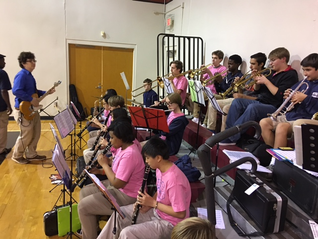 Basketball Band
